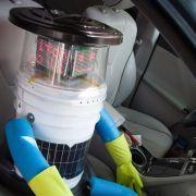 «HitchBot» - Ein Roboter trampt durch Kanada (Foto)