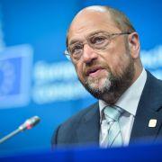 Martin Schulz hält Friedenspreis-Laudatio (Foto)