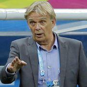 Kamerun-Trainer Finke fordert vom Verband Veränderungen (Foto)