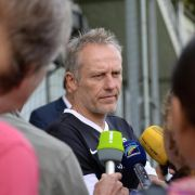 Freiburg-Coach Streich warnt vor Mäzenen (Foto)