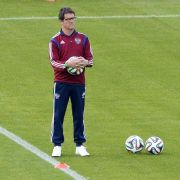 Fabio Capello: Bleibe Nationaltrainer in Russland (Foto)