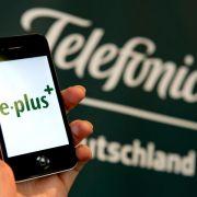 E-Plus und Telefónica stehen in den Startlöchern (Foto)