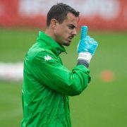 Erneute Wolfsburger Ausfälle im Training (Foto)