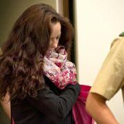 Zeugin berichtet über mutmaßliche Zschäpe-Attacke (Foto)