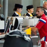 Visum-Problem: Bayerns US-Tour startet ohne Chef (Foto)