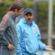 Hertha BSC verliert Testspiel gegen FCSevilla (Foto)