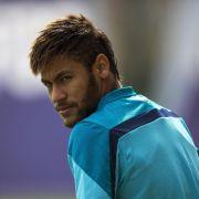 Steueraffäre: Vater von Barça-Star Neymar vorgeladen (Foto)