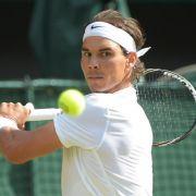 Nadal muss wegen Handgelenksverletzung um US Open bangen (Foto)