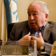 Argentinischer FIFA-Vizepräsident Grondona tot (Foto)
