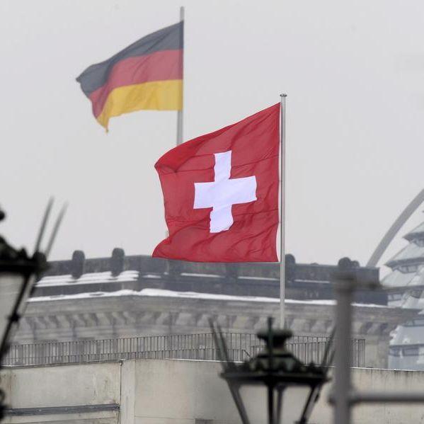 Schweiz will sich halb Deutschland einverleiben (Foto)