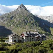 Alpenhütten unter Denkmalschutz (Foto)
