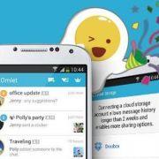 Omlet:Messenger und soziales Netzwerk ohne Gedächtnis (Foto)