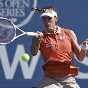 Petkovic erreicht Viertelfinale in Stanford (Foto)