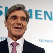 Trotz Gewinnschub: Energiegeschäft macht Siemens Sorgen (Foto)