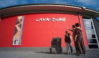 Ein lehrreicher Zeitvertreib ist der Besuch des Lava-Domes. (Foto)