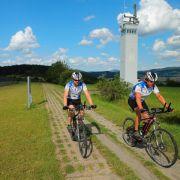 Mit dem E-Bike den früheren Eisernen Vorhang entlang (Foto)