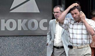 Russland zu neuer Milliardenentschädigung verurteilt (Foto)