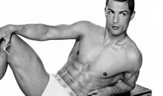 Nanu, wo ist denn Cristiano Ronaldos Paket hin? (Foto)