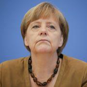 Einmal Oralsex für Angela Merkel (Foto)