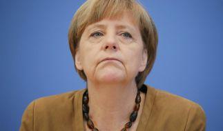 Angela Merkel dürften die diesjährigen Richard-Wagner-Festspiele in Bayreuth nicht so überzeugen - zu viel Blowjob, zu viel Plastikkrokodil, zu viel Kommunismus. (Foto)