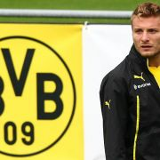 BVB-Stürmer Immobile: Lewandowski «ist Vergangenheit» (Foto)
