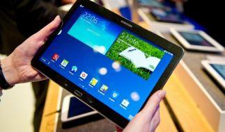 Gewinneinbruch bei Smartphone-Marktführer Samsung (Foto)