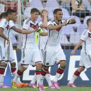 Herthas Mukhtar schießt DFB-Bubis zum EM-Titel (Foto)