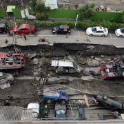 Inferno in Taiwan: Explosionen reißen Dutzende in den Tod (Foto)