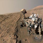 «Curiosity»-Nachfolger 2020 mit UV-Laser (Foto)