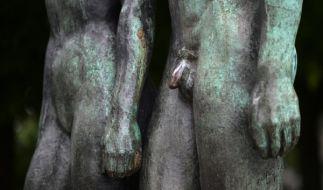 Deutschland ist Weltmeister bei Penisvergrößerungen. Knapp 3000 operative Eingriffe fanden 2013 in Deutschland statt. (Foto)