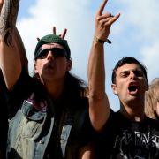 Carcass und Motörhead schwitzten auf der Bühne (Foto)