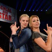 Blamage für Annica Hansen und Larissa Marolt (Foto)