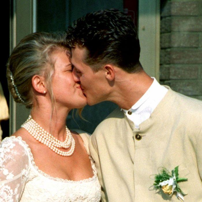 Der traurigste Hochzeitstag in Corinnas Leben (Foto)