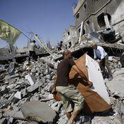 Israel will nach Soldaten-Entführung hart zurückschlagen (Foto)