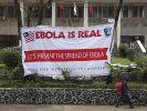 Zwei Ebola-Verdachtsfälle in Nigeria (Foto)