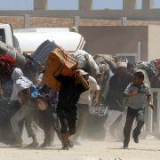 Chaos und Kämpfe vor erster Parlamentssitzung in Libyen (Foto)