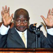 Uganda hebt Anti-Homosexuellen-Gesetz auf (Foto)