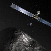 Sonde «Rosetta» liefert erste Messergebnisse (Foto)