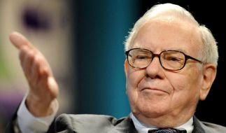 Warren Buffetts ernährt sich wie ein Sechsjähriger. (Foto)