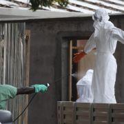 Kein Ebola-Virus in Nigeria (Foto)