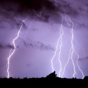 Unwetter im Süden und Osten des Landes (Foto)