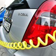 Förderung von Elektroautos kommt ins Rollen (Foto)