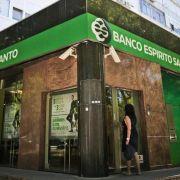 Milliardenspritze für Portugals Krisenbank BES (Foto)
