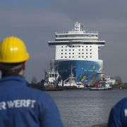 Meyer Werft steigt bei finnischer Kreuzfahrtwerft ein (Foto)