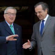 Juncker fordert von Griechenland weitere Reformen (Foto)