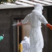 Ebola nun auch in Nigeria (Foto)