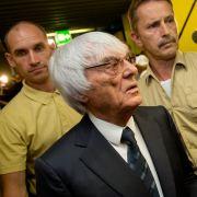 Formel-1-Boss Ecclestone verhöhnt deutsche Justiz (Foto)