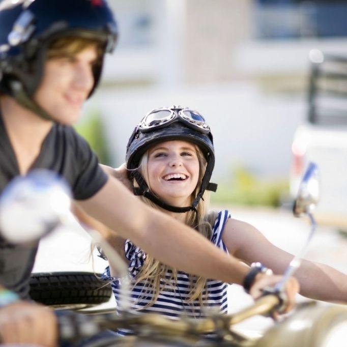 So kommen Biker sicher durch die Motorradsaison (Foto)