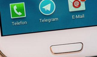 Verfassungsschutz ortet Handys verstärkt mit «stiller SMS» (Foto)