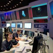Rendezvous im All: «Rosetta» erreicht Komet «Tschuri» (Foto)